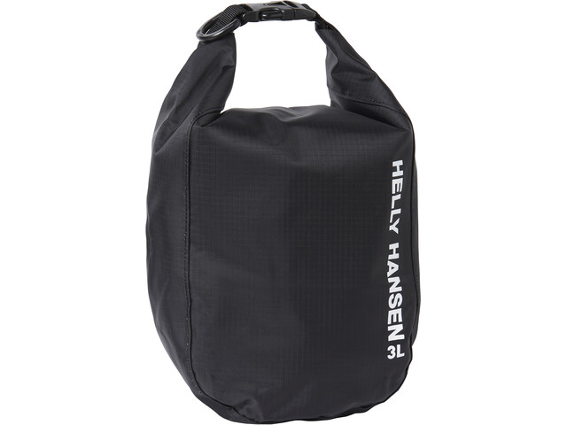 Helly Hansen Light Dry Bag 3l, black